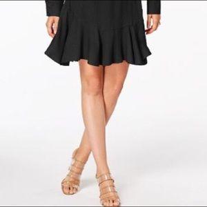 "Bar 111 Vtg ""Bernice"" clear wedge Sandals Heels"